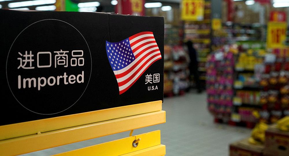 中美关税计划提高全球贸易风险