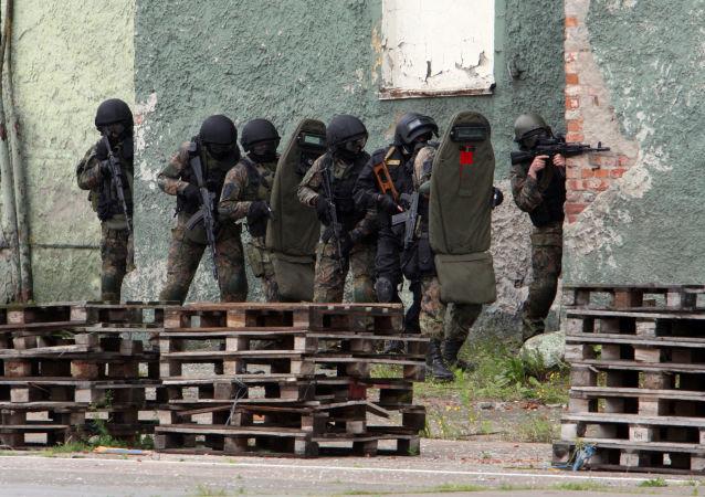 上合組織特工部門去年共通緝逾900名恐怖分子