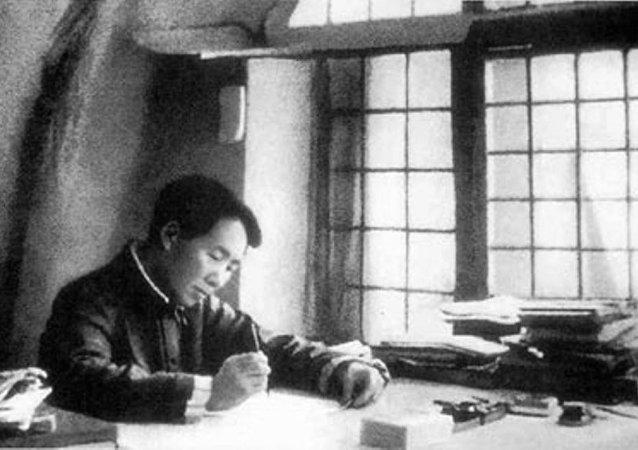 毛泽东 (1938 年)