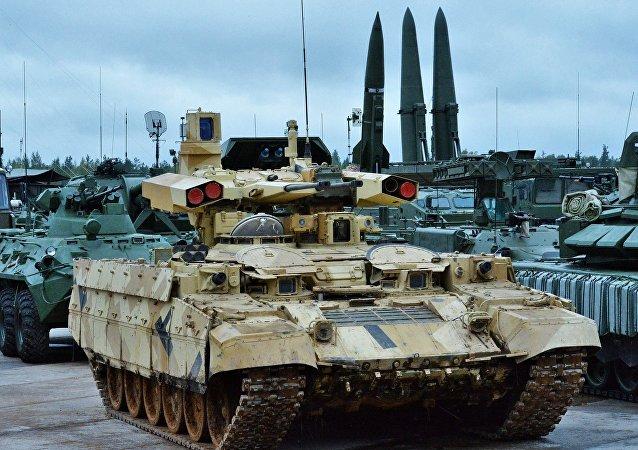 """""""终结者-2""""坦克支援战车"""