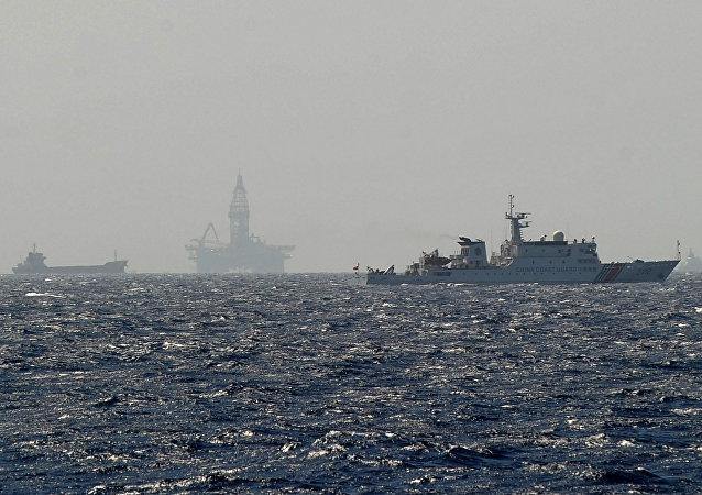 中菲加速推進南海資源聯合開發