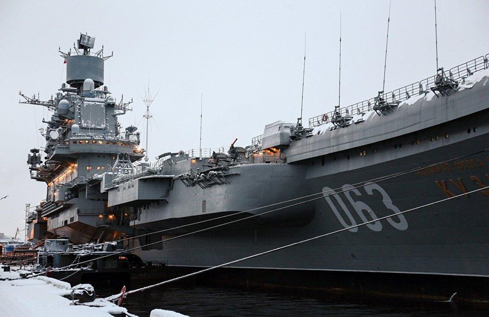 庫茲涅佐夫號航母