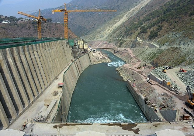 巴基斯坦Neelum-Jhelum水电站