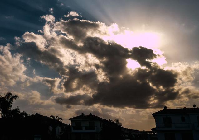 基督显像阿根廷天空刷爆网络