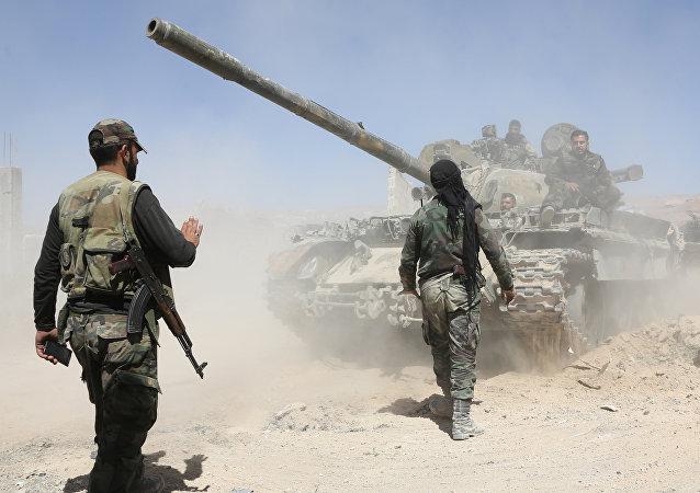 美国前总统卡特警告特朗普叙利亚军事行动的危险性