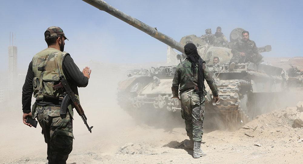 杜马伊斯兰军武装分子请求与政府谈判