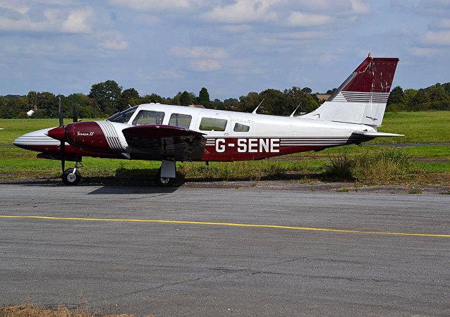 Piper PA 34 飞机