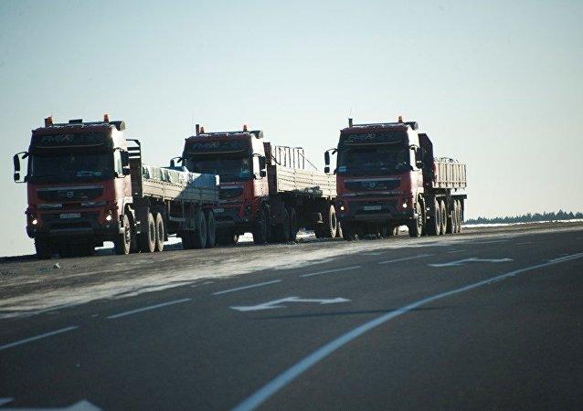 俄布拉戈维申斯克与黑河间浮桥货运将于本周四关停