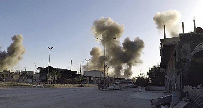 禁化武組織:將於近期派遣事實調查團核查所謂化武襲擊的消息