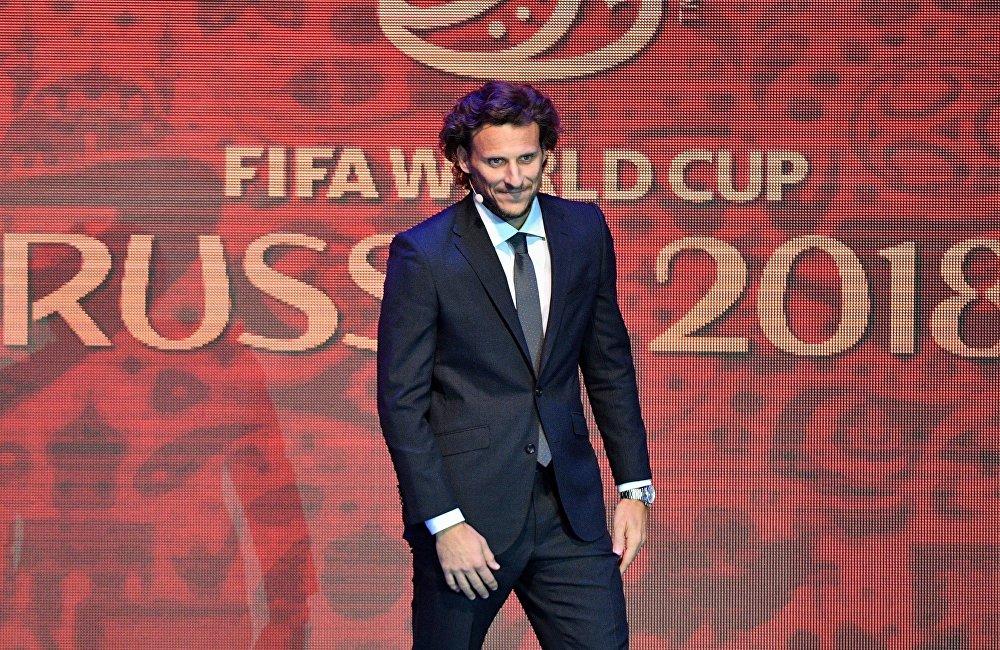 乌拉圭足球前锋迭戈·弗兰