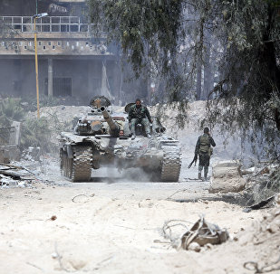 叙政府将为收复地区居民提供帮助