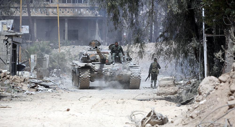 敘政府將為收復地區居民提供幫助