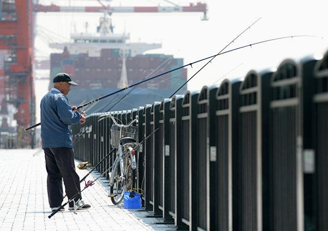 112岁日本老人成世界上最长寿男性