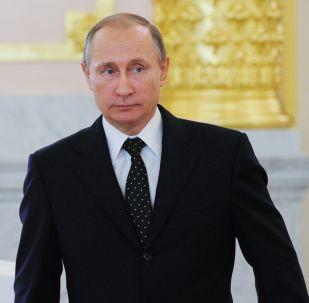 克宫消息证实,普京将于5月7日宣誓就职