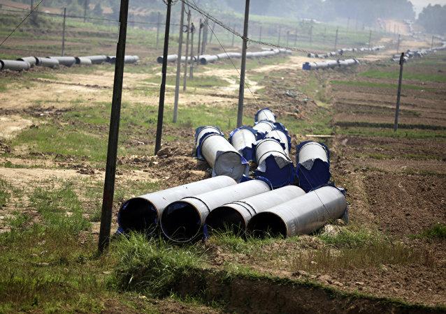中國將新建10余萬公里油氣管網主幹管道 總投資將達1.6萬億元