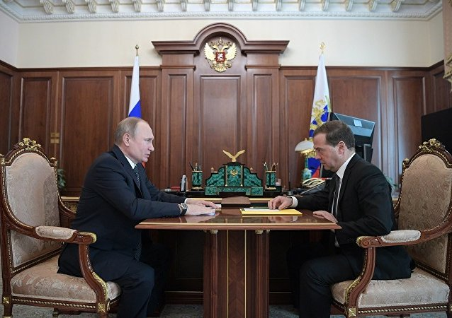 俄总理:俄经济局势绝对稳定