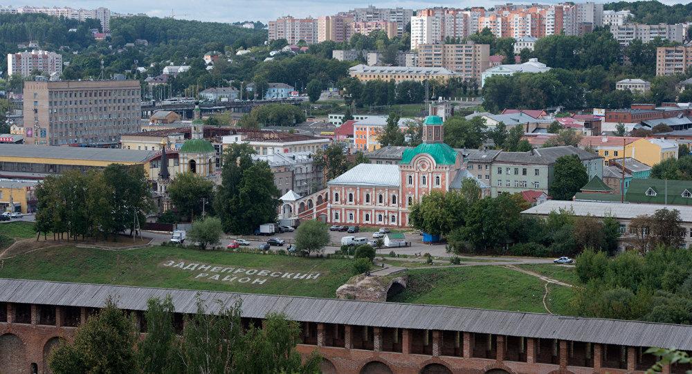 斯摩棱斯克