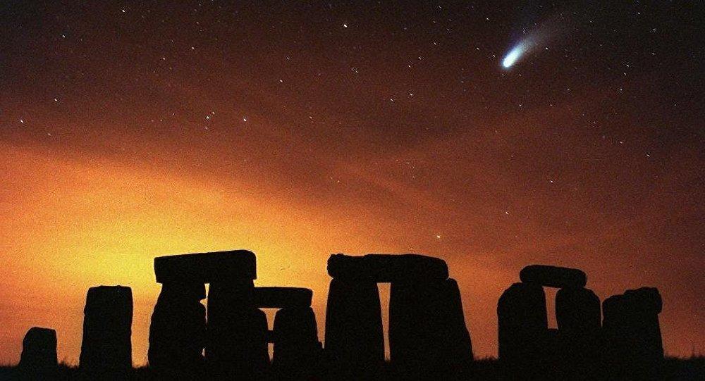 英国科学家再揭巨石阵之谜
