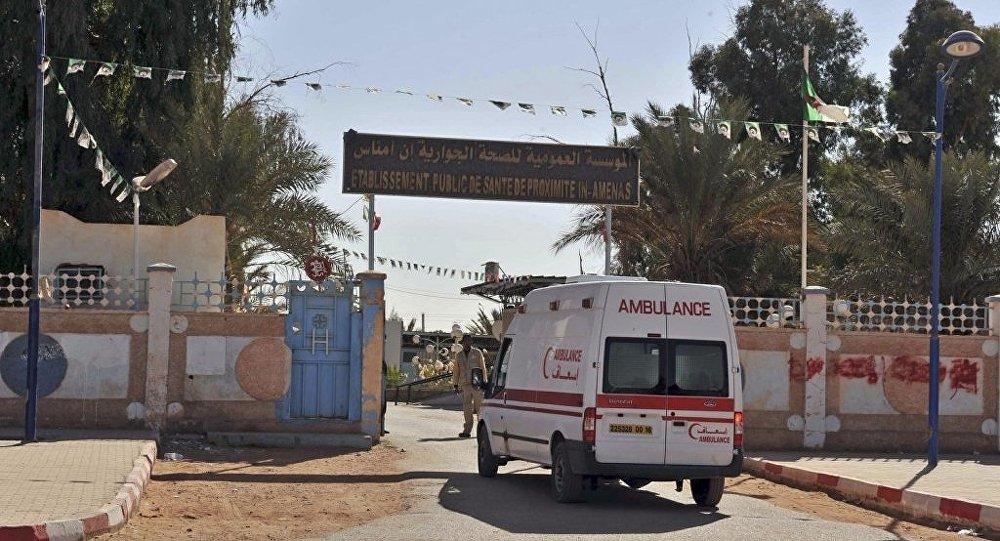 阿尔及利亚救护车