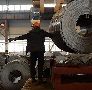中国鞍钢集团有意投资俄斯维尔德洛夫斯克州项目