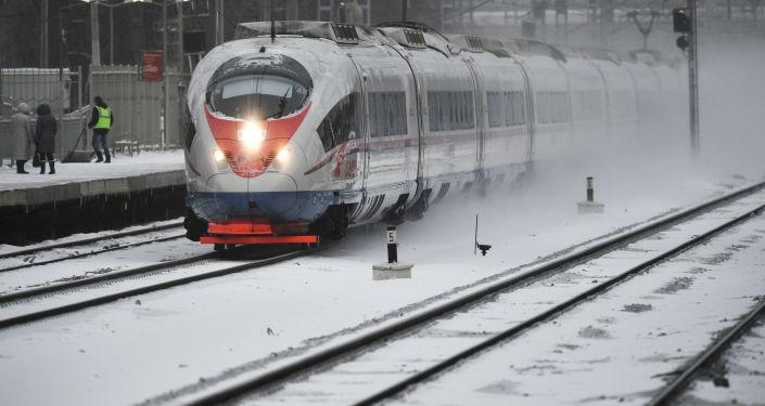 """俄""""游隼号""""高铁优化服务以适应中国游客"""