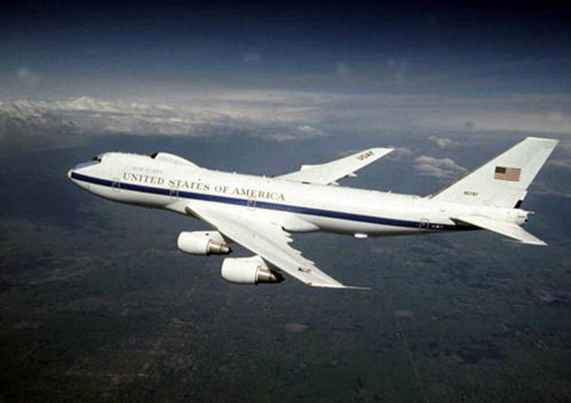 Boeing E-4B Nightwatch飞机