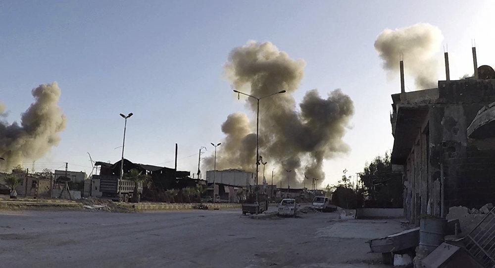媒體:美國官員收到敘杜馬化武襲擊受害者含氯的體液樣本
