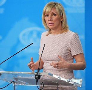 俄外交部:希望攻擊過敘利亞的法國不要干涉禁化武組織的工作
