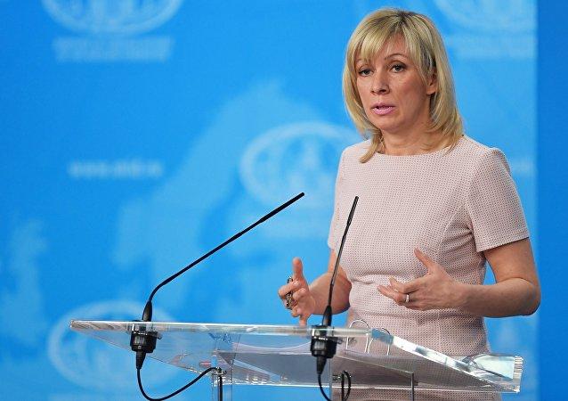 俄外交部称, 莫斯科认为世卫组织关于叙利亚杜马镇化武攻击伤亡的声明是不负责任地传播没有证据的信息
