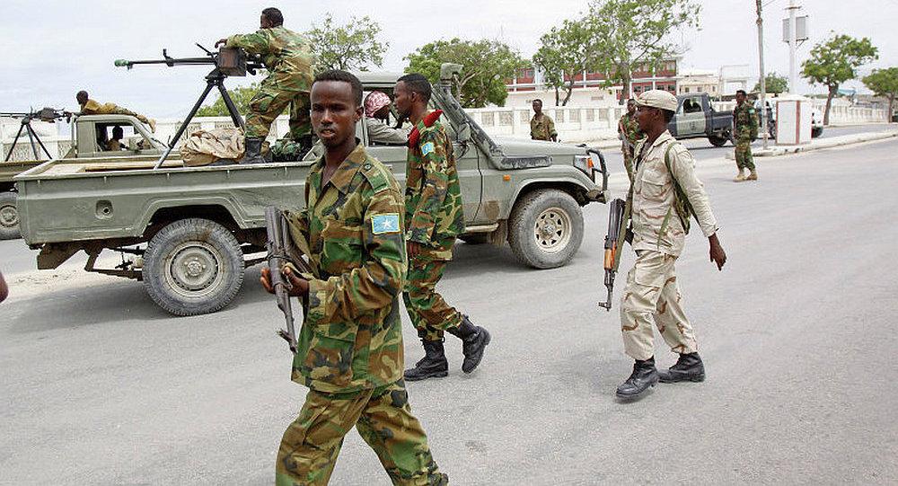 索马里军方