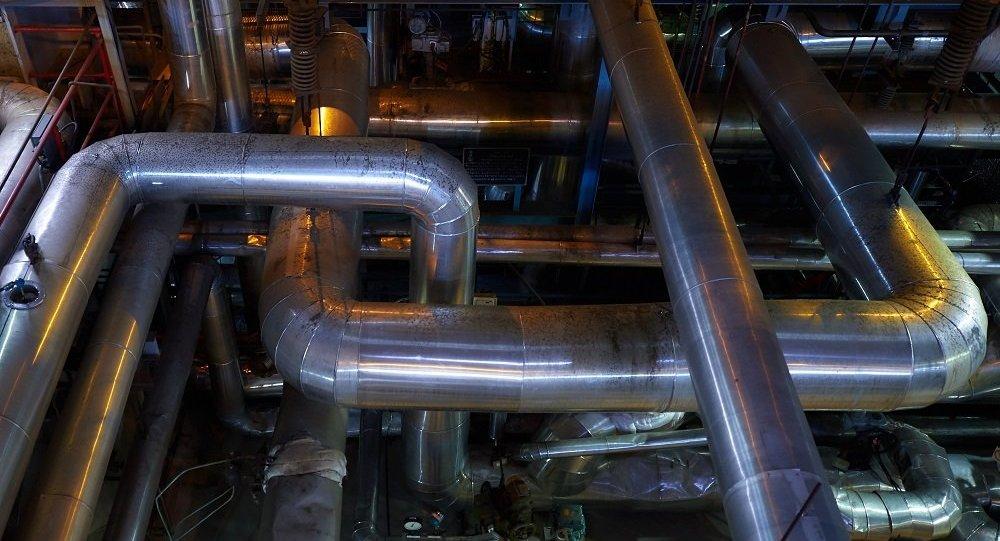 蒸汽燃氣裝置