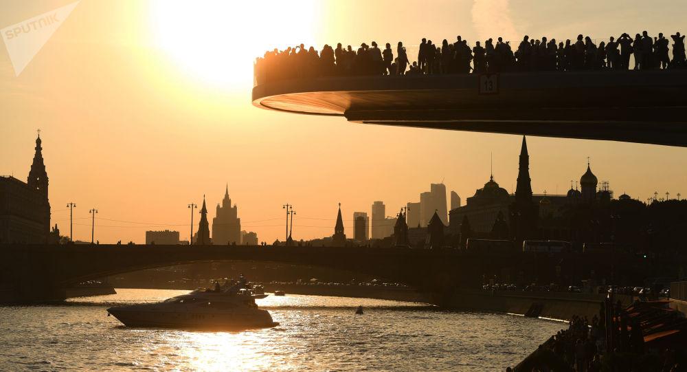 民調:八成俄羅斯人對普京的工作表示滿意