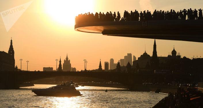民调:八成俄罗斯人对普京的工作表示满意