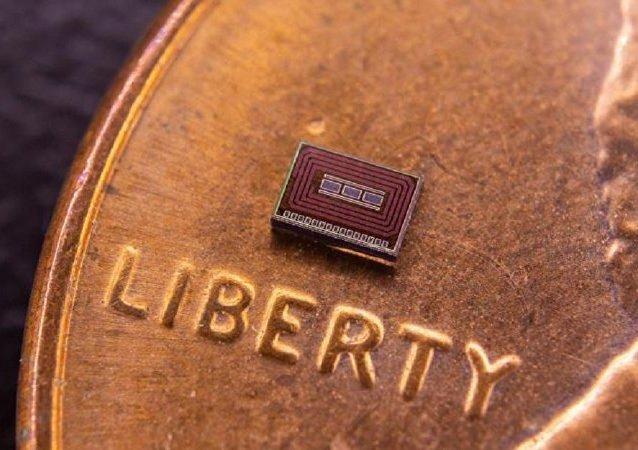 小小芯片将能监测酒精的使用情况