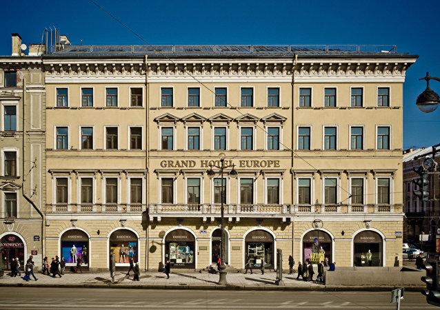 中国投资者在圣彼得堡推出旅店业务