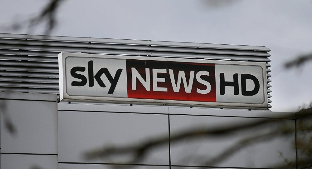 天空新聞台嘉賓稱阿薩德不需要杜馬鎮化武攻擊  節目因此中斷