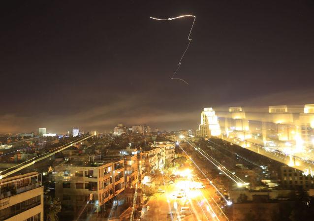 王海运:美英法联合打击叙利亚是破坏现行国际秩序