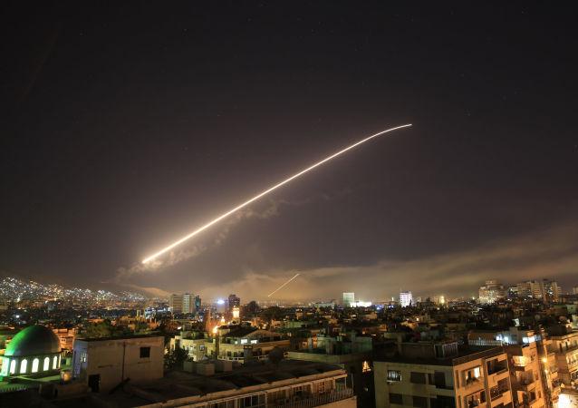俄議員:美對敘打擊為老舊蘇聯防空系統打了廣告