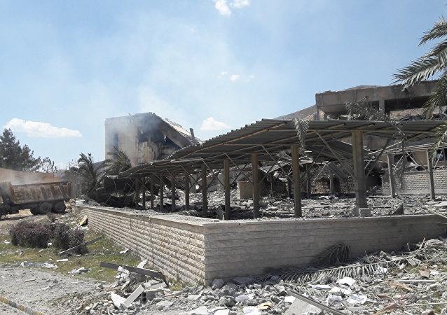特朗普本打算打擊敘境內俄伊設施