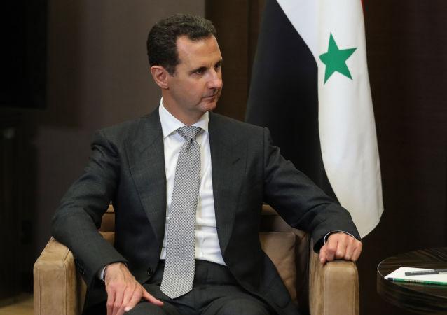 叙利亚总统阿萨德