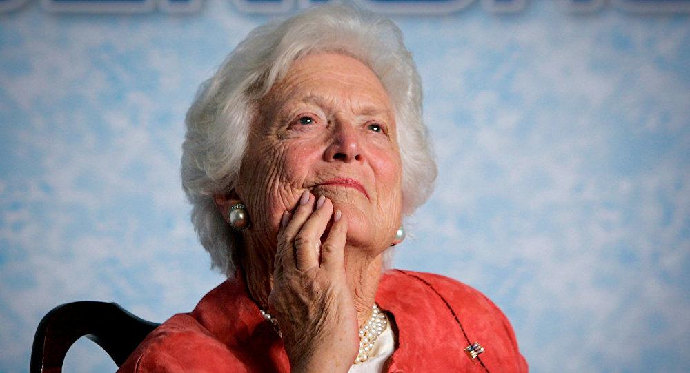 媒體:美國電視台誤發前總統老布什夫人逝世訃告