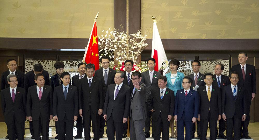 中国不会为改善对日关系而牺牲自身利益