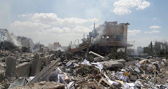 俄常駐禁化武組織代表團稱美企圖破壞該組織駐敘調查團威信