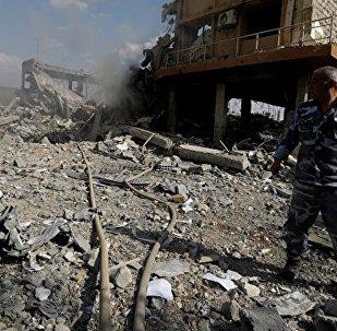 五角大樓堅稱敘杜馬發生化武攻擊