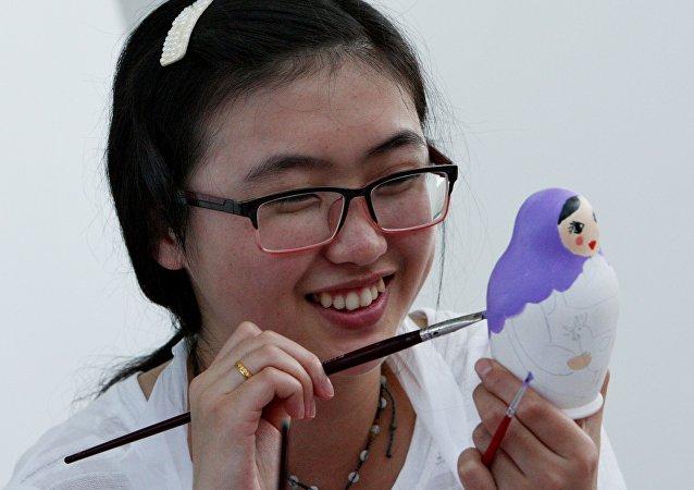 北京外國語大學第十四屆俄語文化節將於4月22日開幕