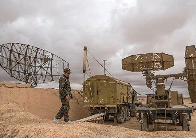 叙利亚防空部队