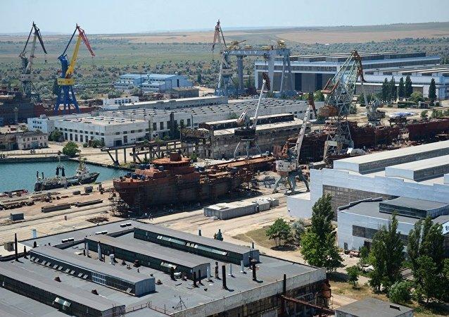 刻赤扎利夫造船厂