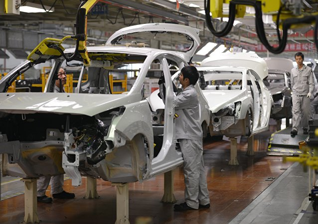 中国大幅降低汽车整车及零部件进口关税 整车降至15%