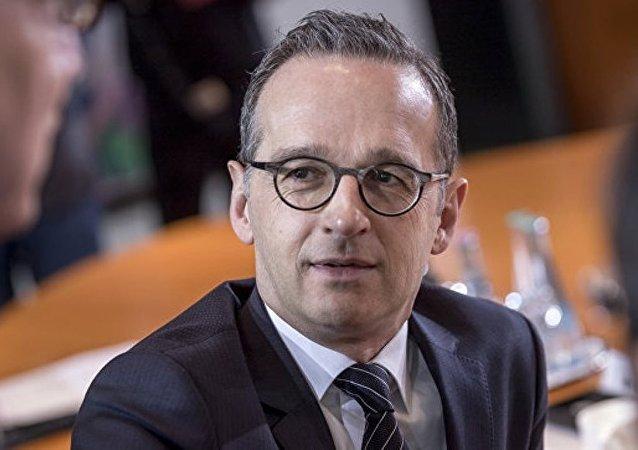 德国外长:德国呼吁伊朗遵守核协议