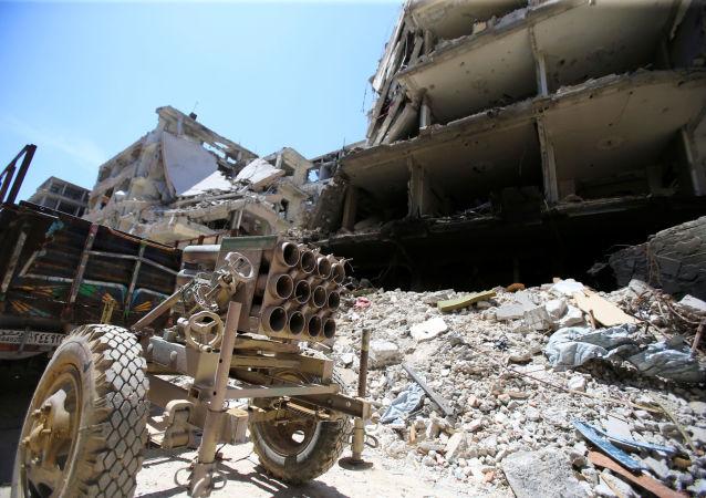 联合国雇员在叙利亚杜马镇遭到袭击